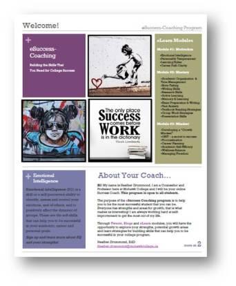 eSuccess-Coaching Intro Graphic