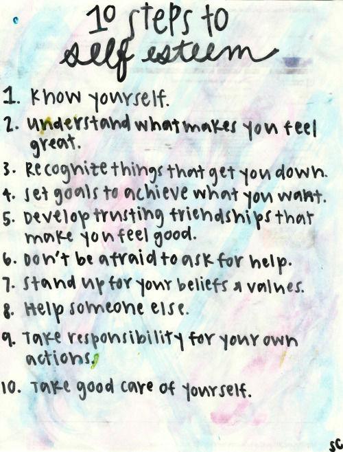 10-Steps-To-Self-Esteem