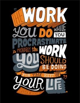 Career Direction procrastination