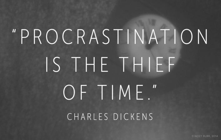 Thief Procrastination