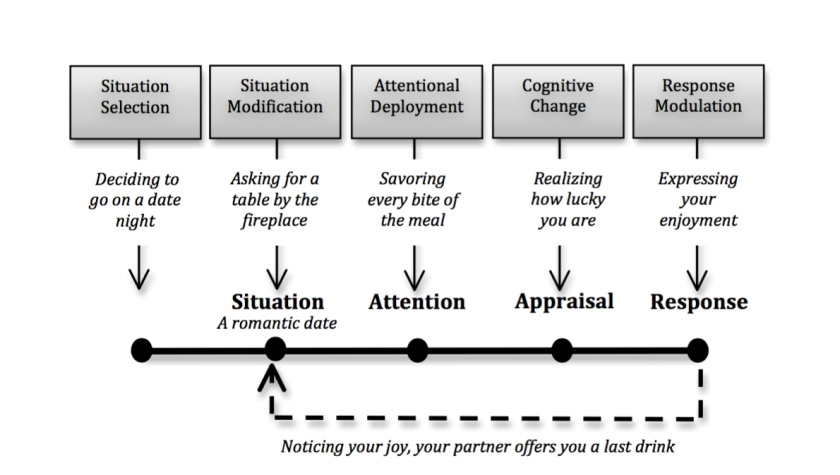 Process Model of Emotion Regulation