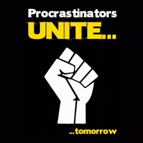funny-picture-procrastination-unite