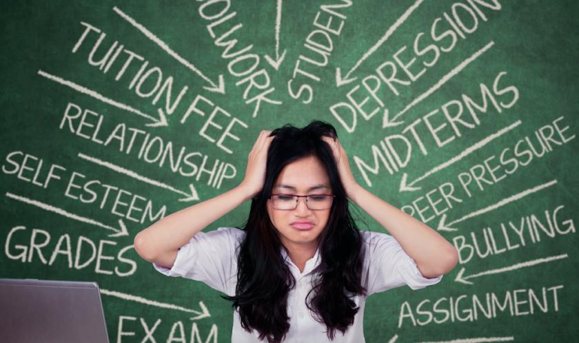 stress-student